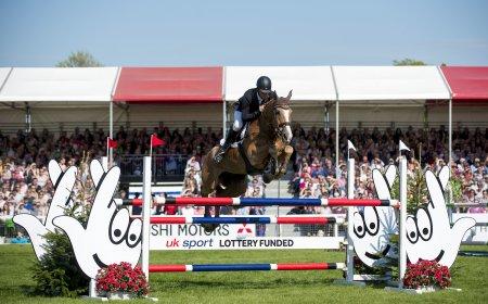Эндрю Николсон и Nereo/фото: ©Jon Stroud Media/FEI